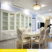 Thi công nội thất chung cư DCapitale theo phong cách tân cổ điển 4