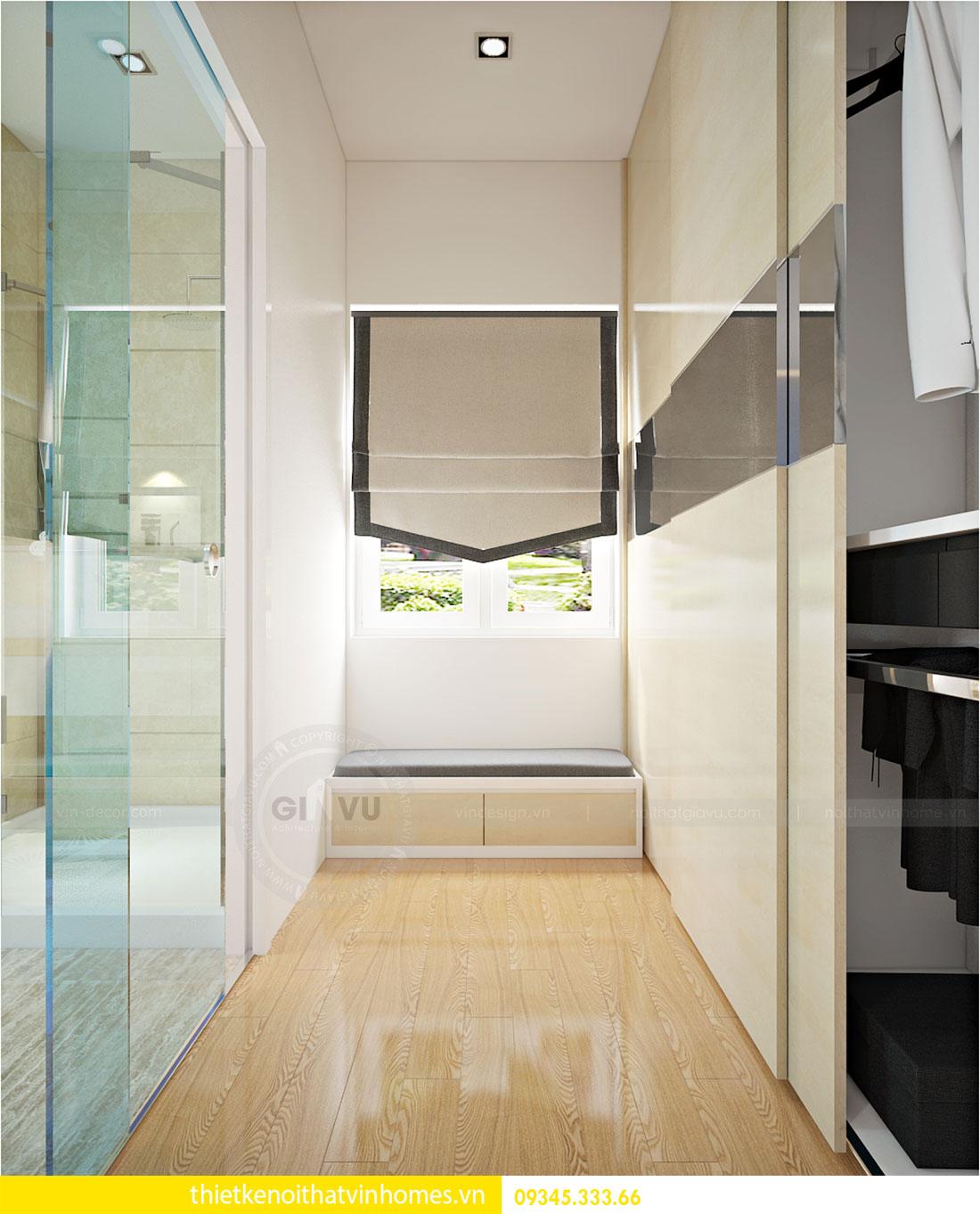 Thiết kế nội thất biệt thự Green Bay sang trọng hiện đại 10