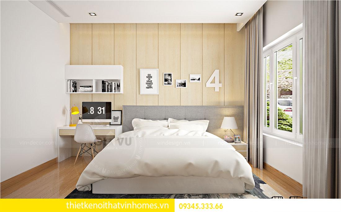 Thiết kế nội thất biệt thự Green Bay sang trọng hiện đại 11