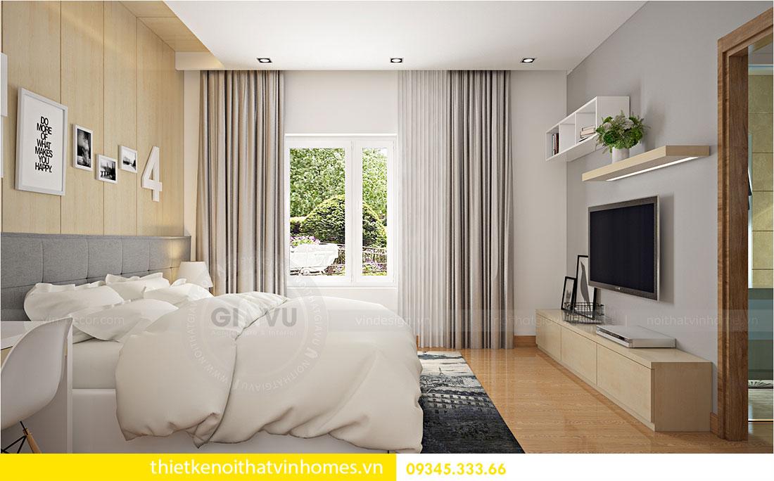 Thiết kế nội thất biệt thự Green Bay sang trọng hiện đại 12