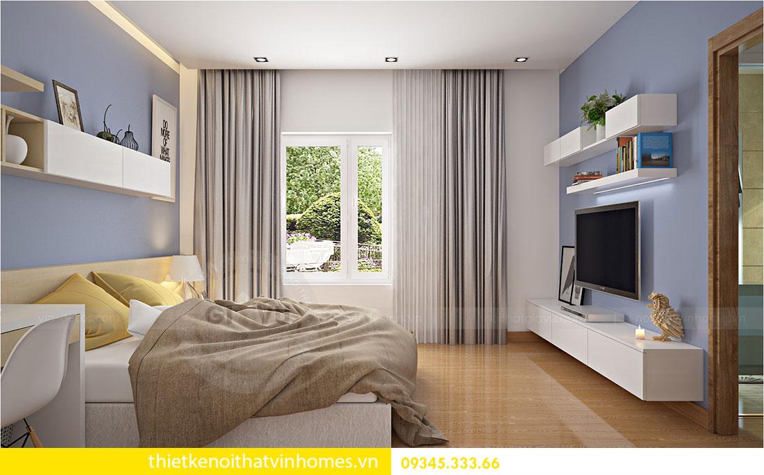 Thiết kế nội thất biệt thự Green Bay sang trọng hiện đại 13