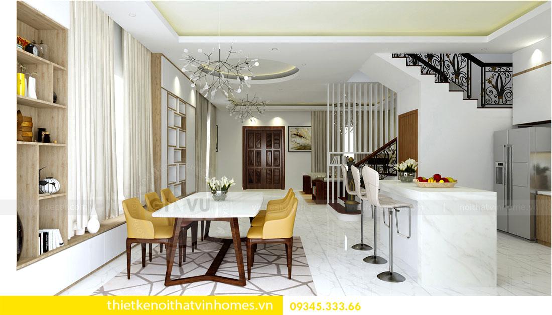 Thiết kế nội thất biệt thự Green Bay sang trọng hiện đại 4