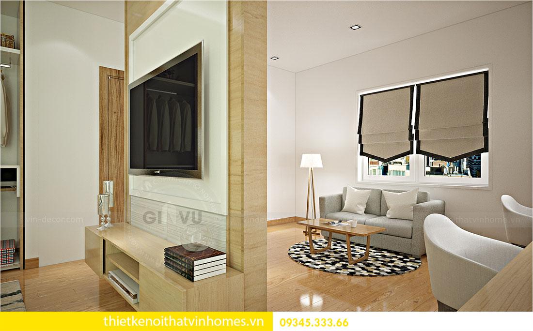 Thiết kế nội thất biệt thự Green Bay sang trọng hiện đại 7