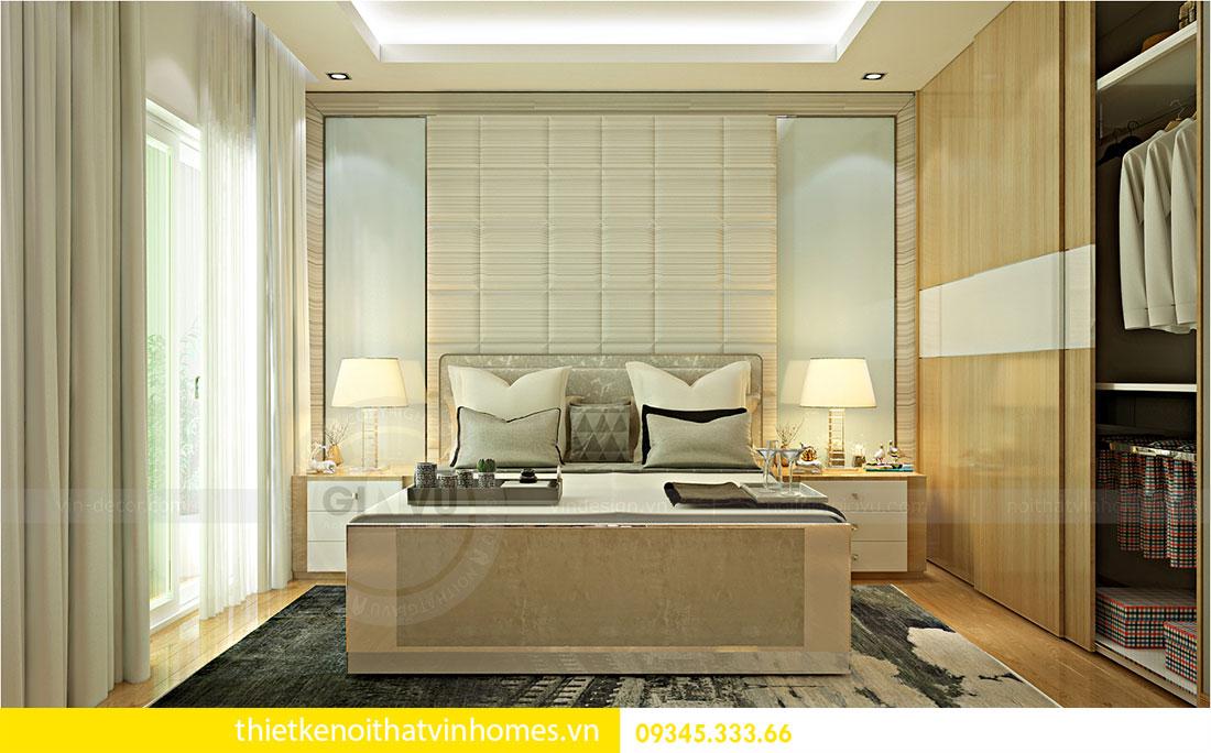Thiết kế nội thất biệt thự Green Bay sang trọng hiện đại 9