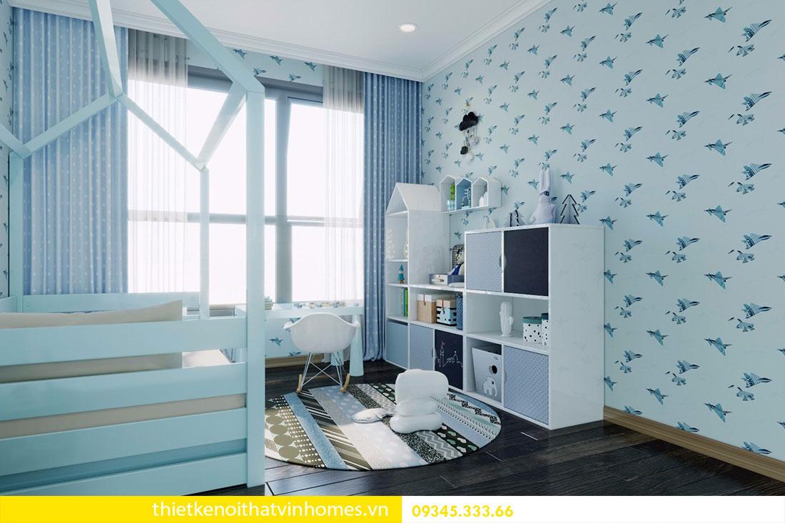 Chung cư D'Capitale - Nội thất không gian đẹp tại Hà Nội 14