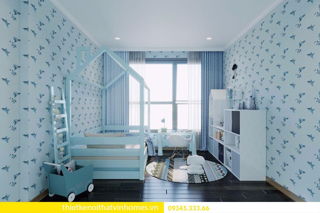 Chung cư D'Capitale - Nội thất không gian đẹp tại Hà Nội 15