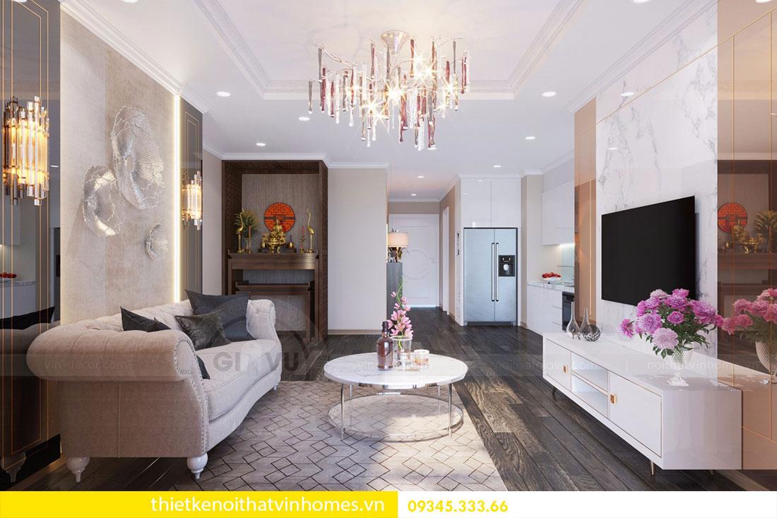 Chung cư D'Capitale - Nội thất không gian đẹp tại Hà Nội 3