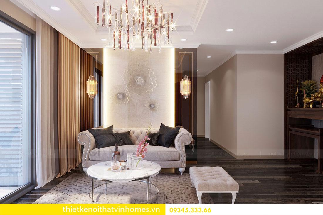 Chung cư D'Capitale - Nội thất không gian đẹp tại Hà Nội 4