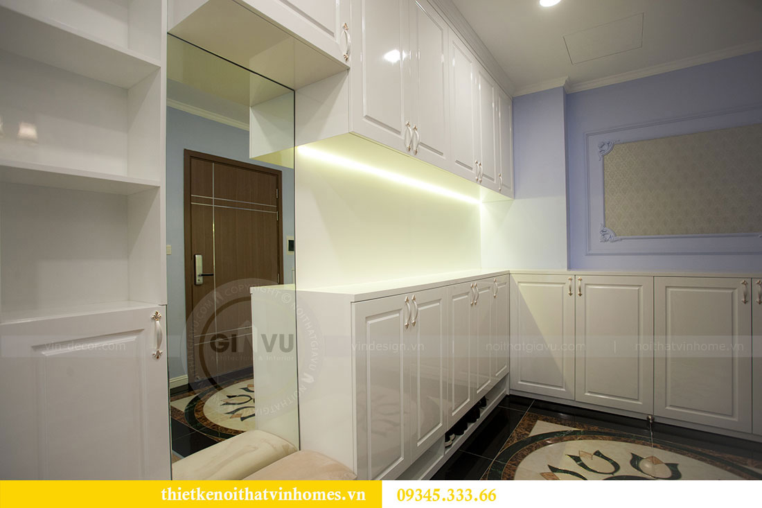 Hoàn thiện nội thất chung cư D Capitale 1