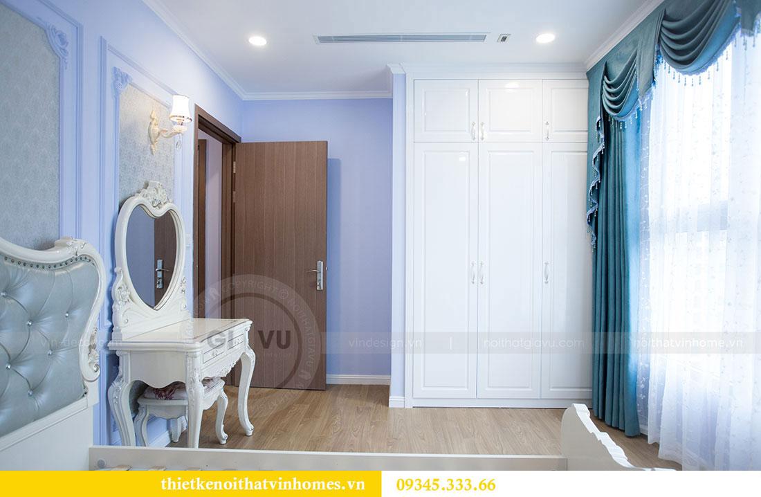 Hoàn thiện nội thất chung cư D Capitale 11