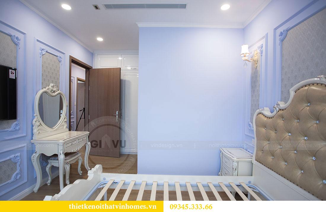 Hoàn thiện nội thất chung cư D Capitale 13
