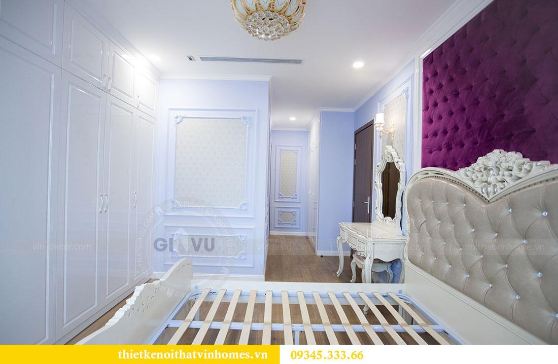 Hoàn thiện nội thất chung cư D Capitale 15