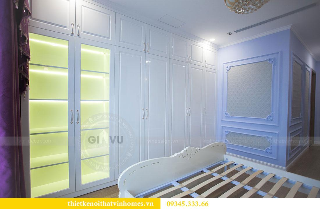 Hoàn thiện nội thất chung cư D Capitale 16