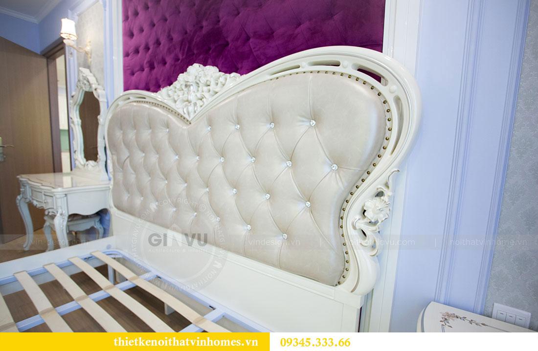 Hoàn thiện nội thất chung cư D Capitale 17