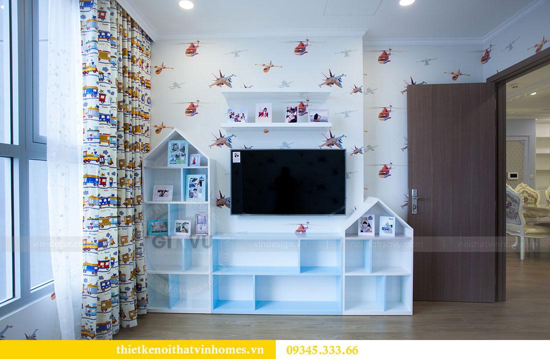 Hoàn thiện nội thất chung cư D Capitale 18