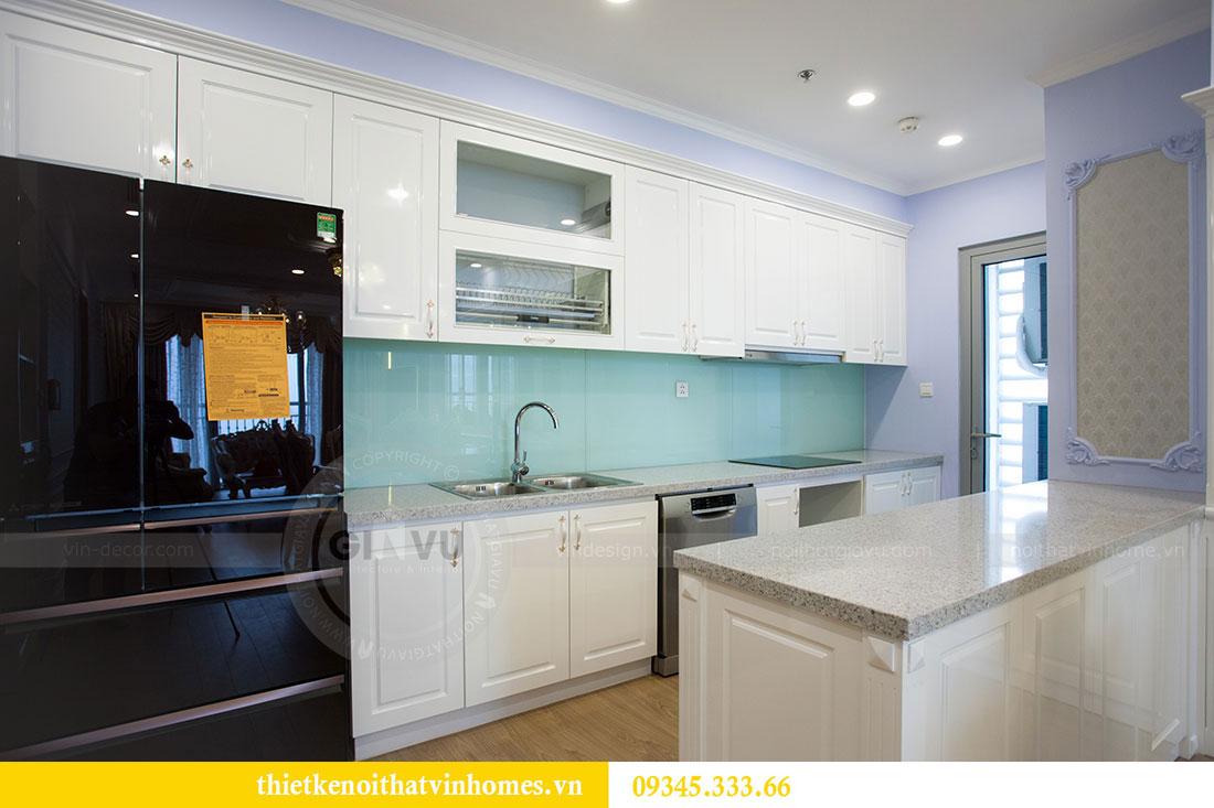 Hoàn thiện nội thất chung cư D Capitale 3