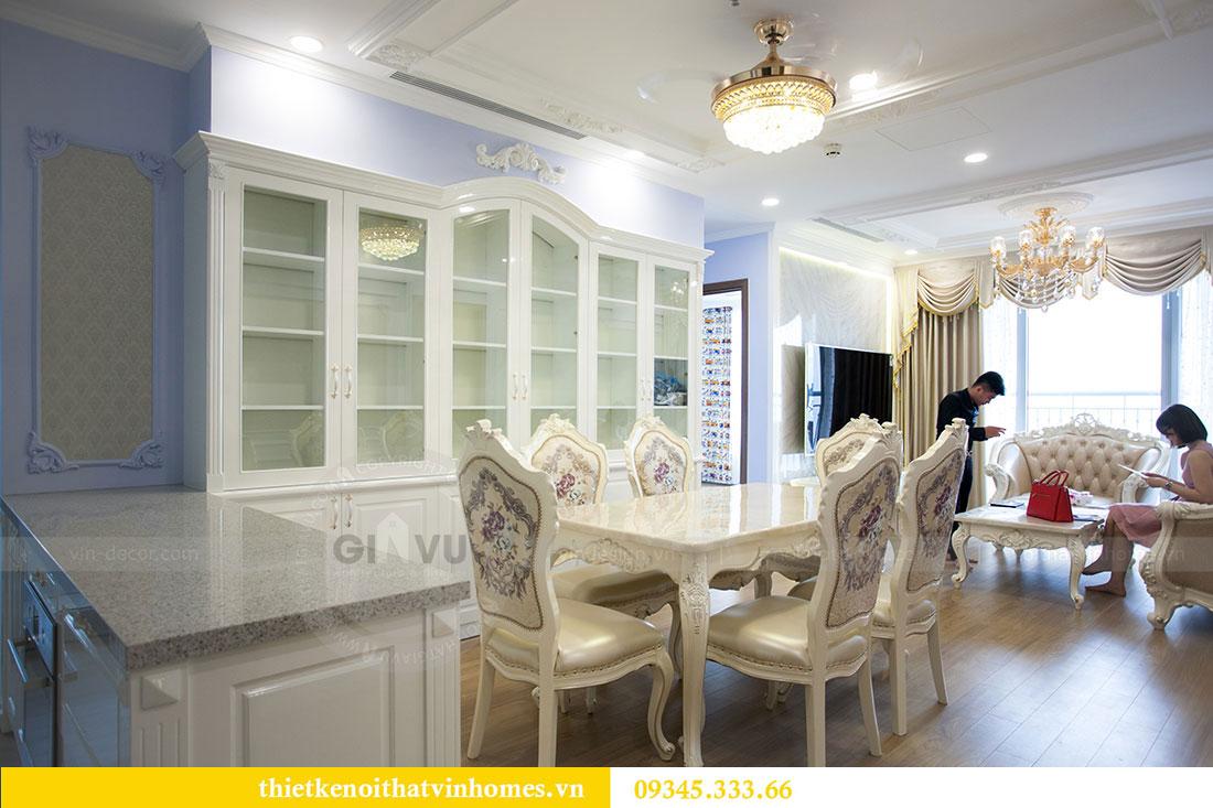 Hoàn thiện nội thất chung cư D Capitale 4