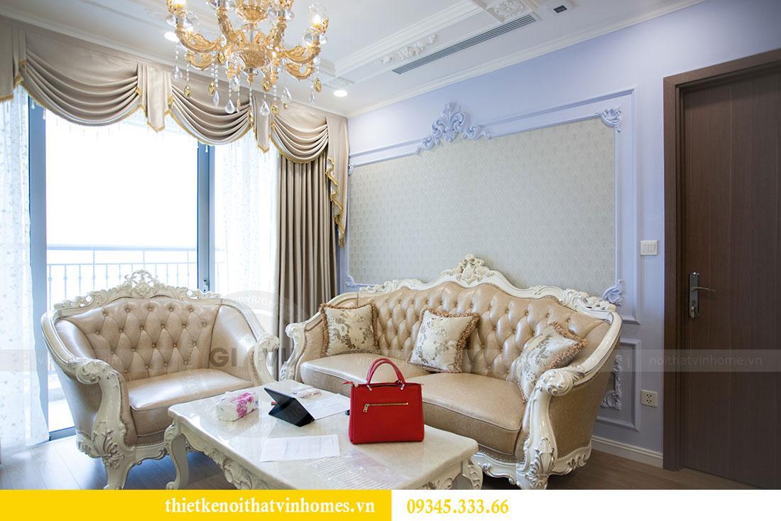 Hoàn thiện nội thất chung cư D Capitale 6
