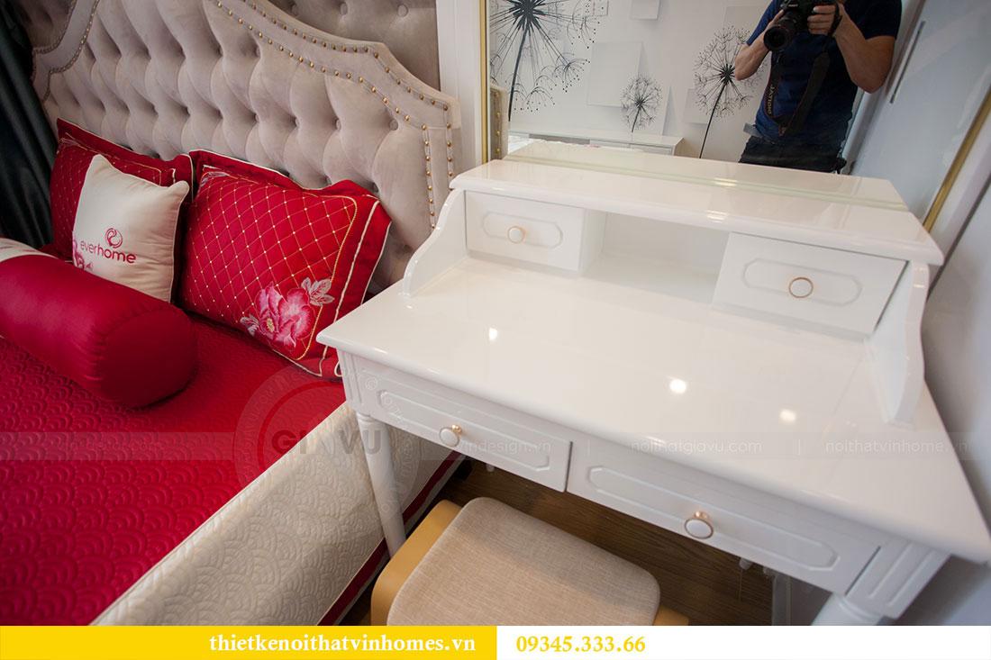 Hoàn thiện nội thất chung cư Dcapitale căn 2 phòng ngủ 14