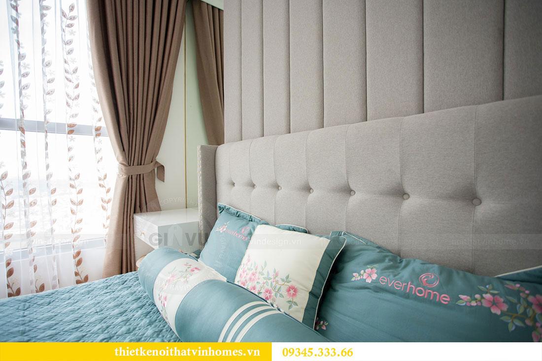 Hoàn thiện nội thất chung cư Dcapitale căn 2 phòng ngủ 7