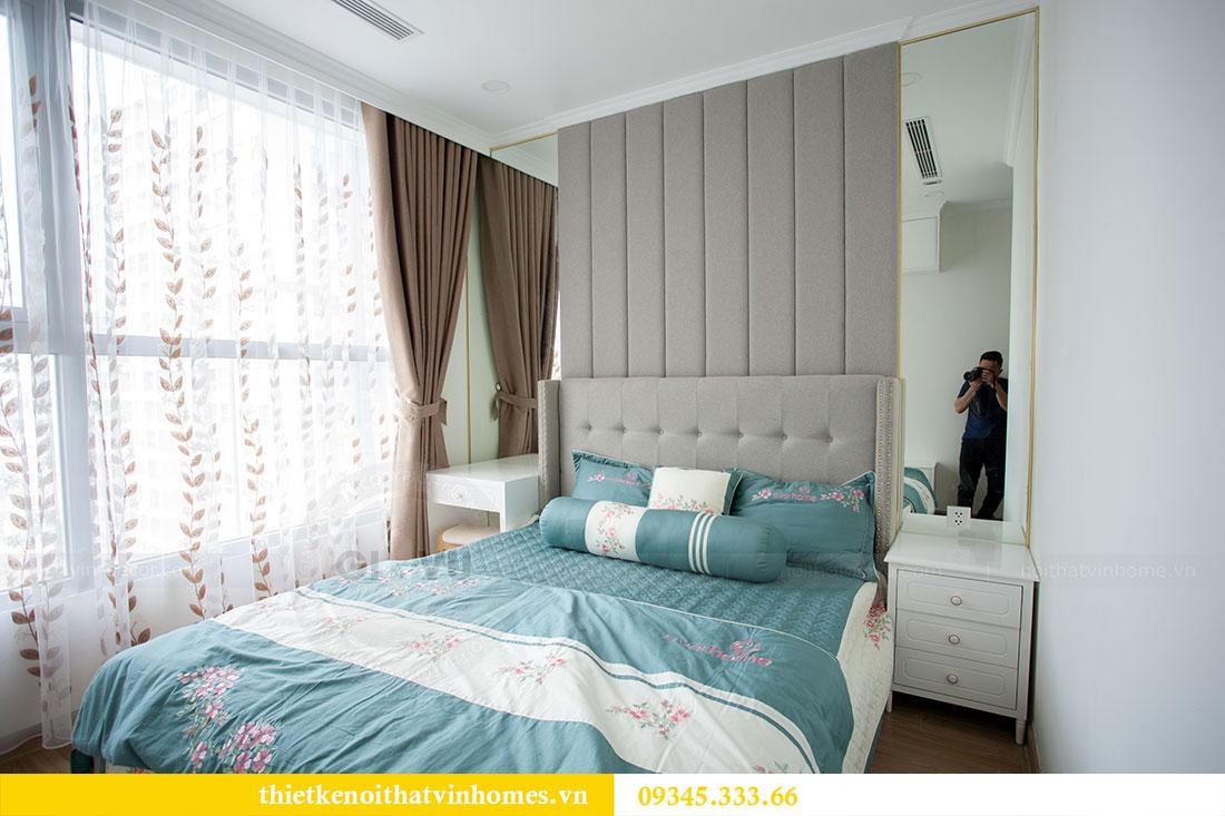 Hoàn thiện nội thất chung cư Dcapitale căn 2 phòng ngủ 9