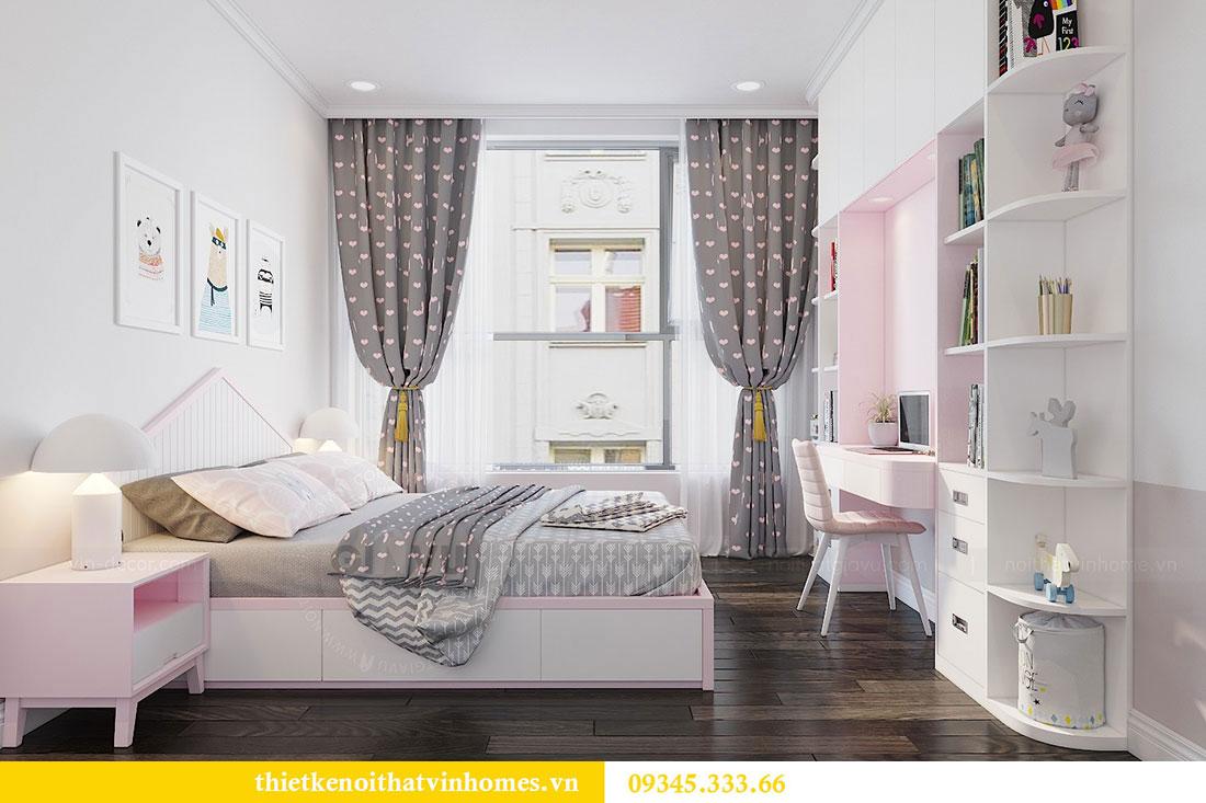 Thiết kế nội thất Vinhomes D Capitale theo phong cách Luxury 10