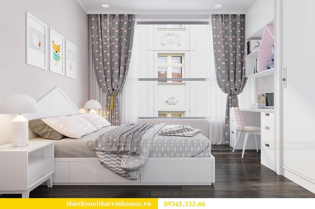 Thiết kế nội thất Vinhomes D Capitale theo phong cách Luxury 11