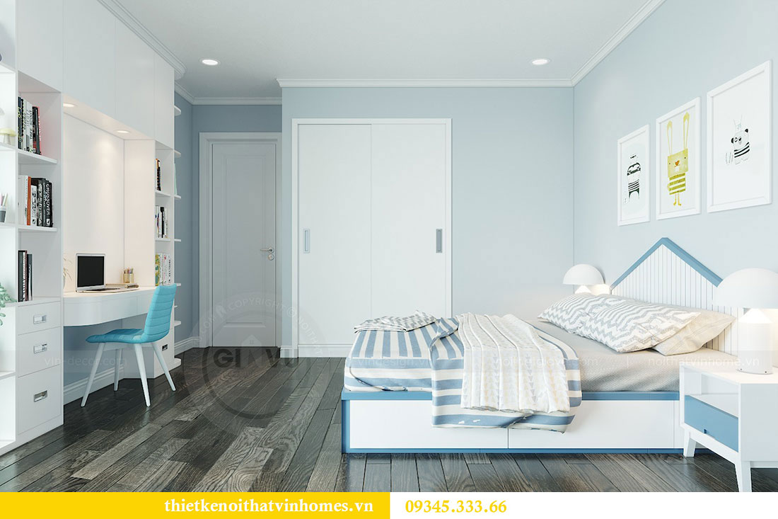 Thiết kế nội thất Vinhomes D Capitale theo phong cách Luxury 13