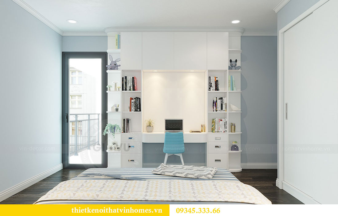 Thiết kế nội thất Vinhomes D Capitale theo phong cách Luxury 14