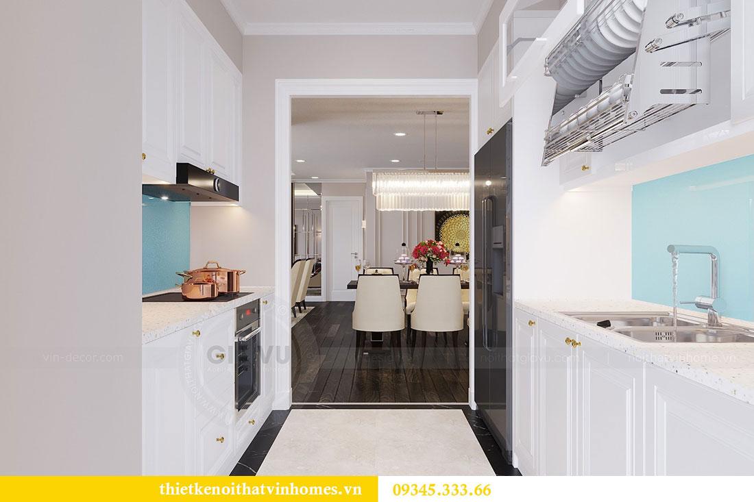 Thiết kế nội thất Vinhomes D Capitale theo phong cách Luxury 4