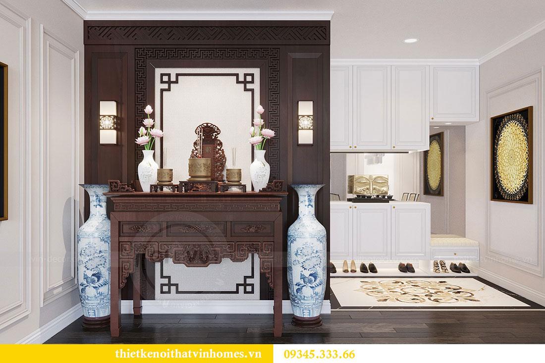 Thiết kế nội thất Vinhomes D Capitale theo phong cách Luxury 5