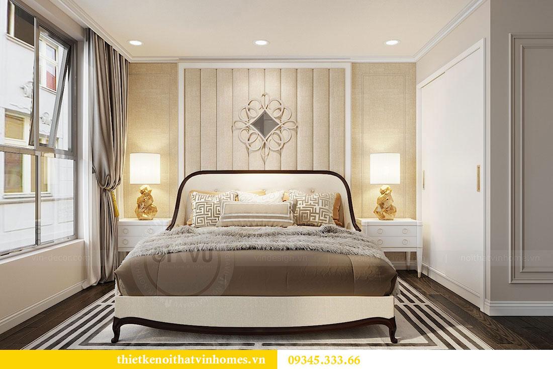 Thiết kế nội thất Vinhomes D Capitale theo phong cách Luxury 6