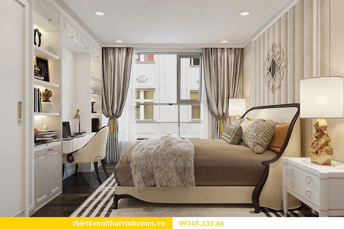 Thiết kế nội thất Vinhomes D Capitale theo phong cách Luxury 7