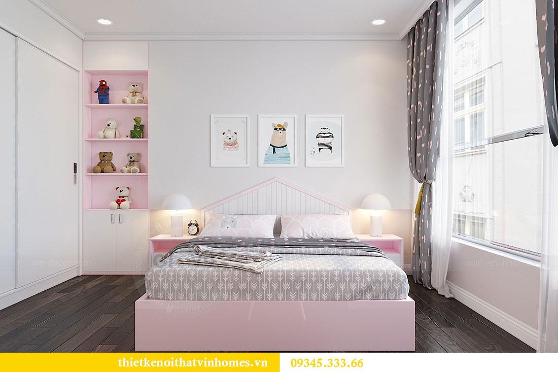 Thiết kế nội thất Vinhomes D Capitale theo phong cách Luxury 8
