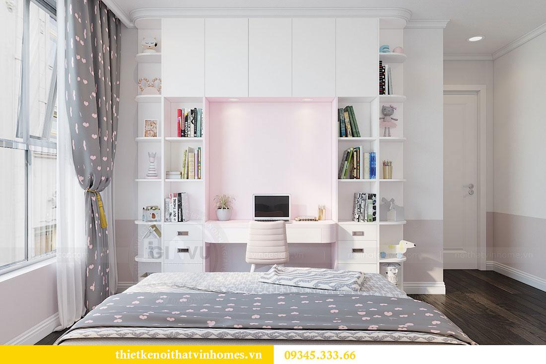 Thiết kế nội thất Vinhomes D Capitale theo phong cách Luxury 9