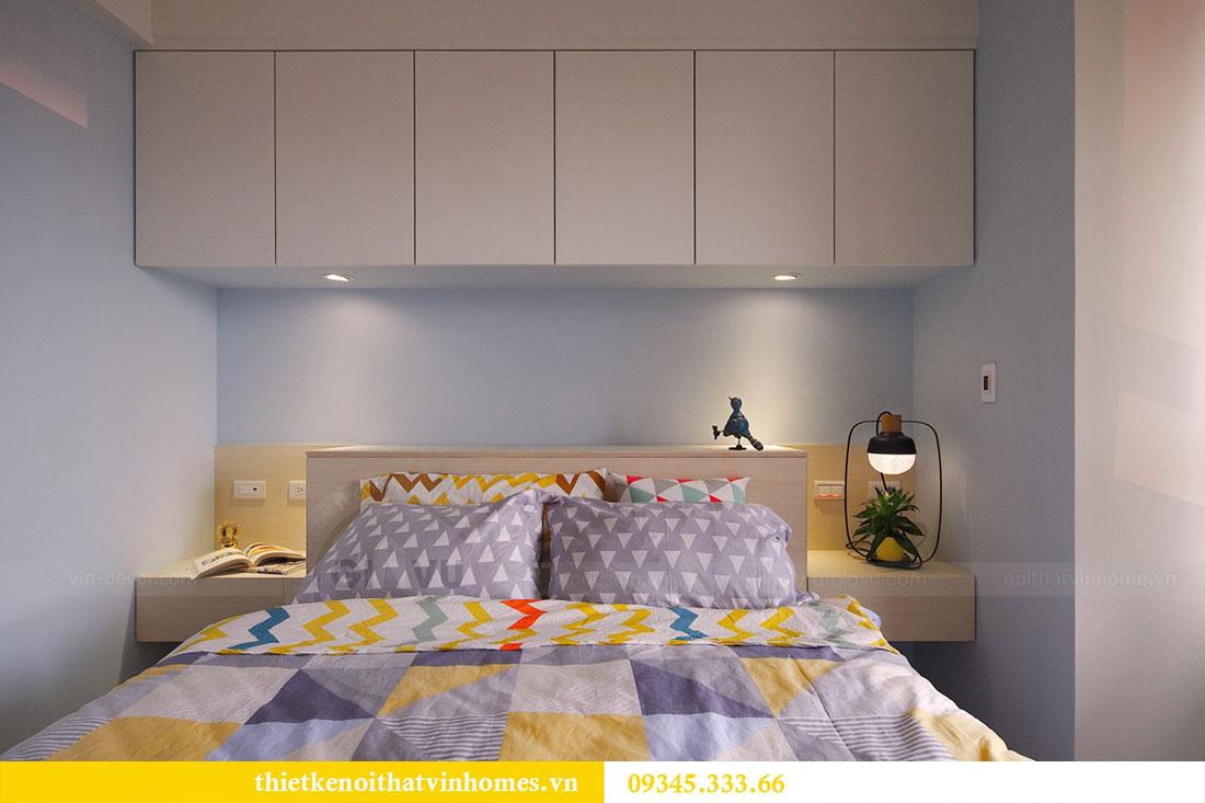 Thi công hoàn thiện nội thất Vinhomes Dcapitale đẹp hiện đại 10