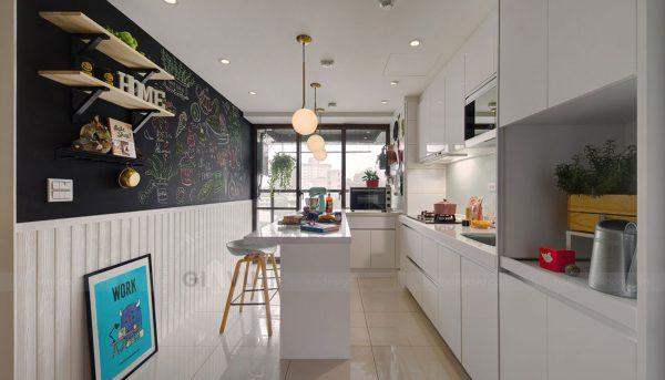 Thi công hoàn thiện nội thất Vinhomes Dcapitale đẹp hiện đại 6