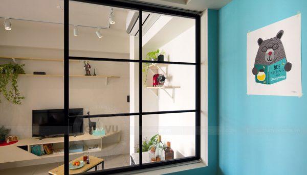 Thi công hoàn thiện nội thất Vinhomes Dcapitale đẹp hiện đại 9