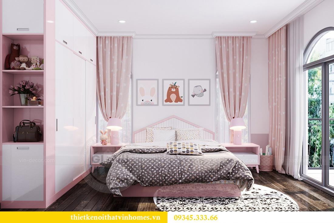 Thiết kế nội thất Vinhomes Imperia Hải Phòng hiện đại, tiện nghi 25