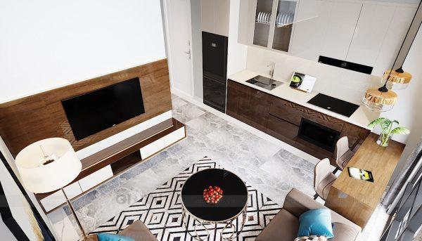 Thiết kế nội thất Vinhomes Imperia Hải Phòng hiện đại, tiện nghi 29