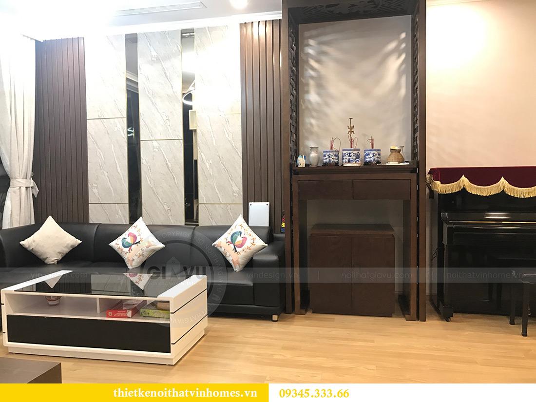 Thi công nội thất căn hộ chung cư Gardenia tòa A1-03 nhà anh Luân 1