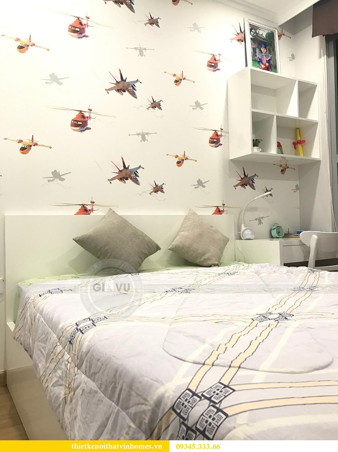 Thi công nội thất căn hộ chung cư Gardenia tòa A1-03 nhà anh Luân 10