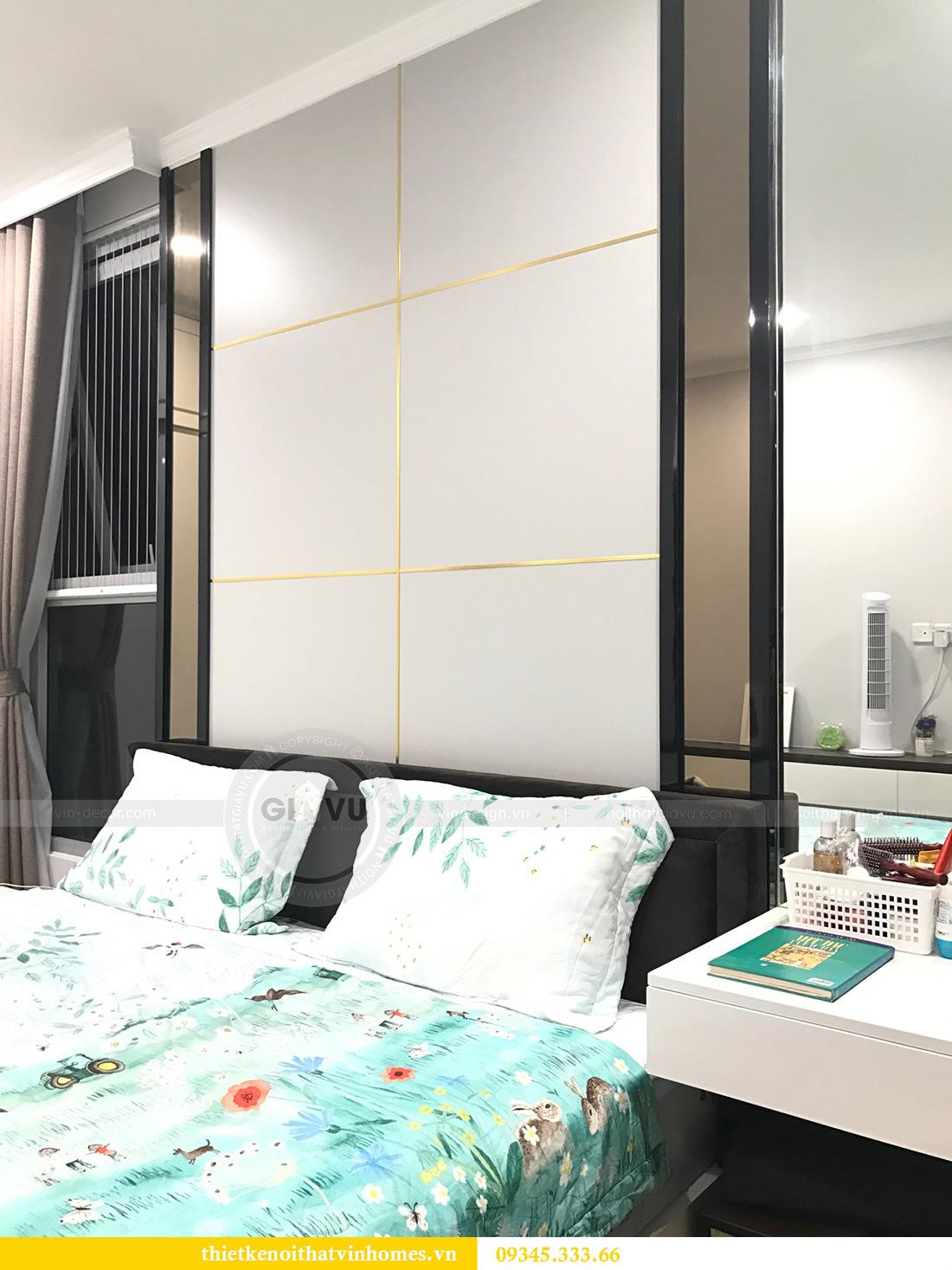 Thi công nội thất căn hộ chung cư Gardenia tòa A1-03 nhà anh Luân 7