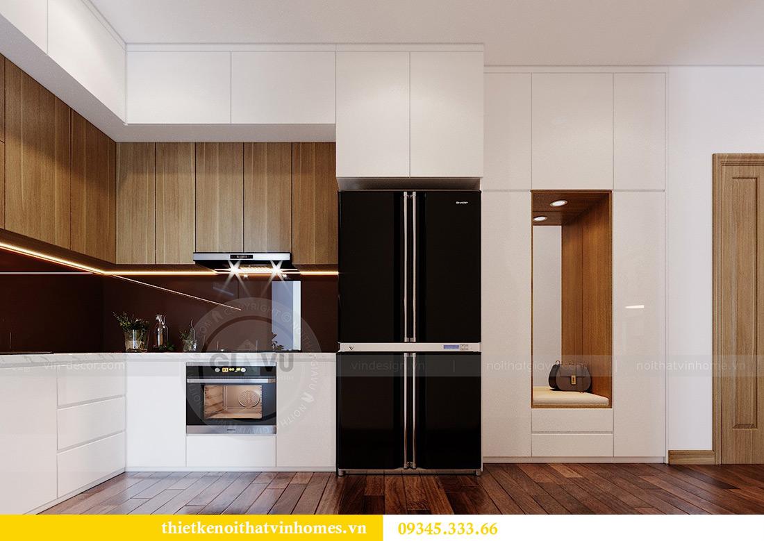Thiết kế căn hộ chung cư 789 Ngoại Giao Đoàn đẹp, hiện đại 1