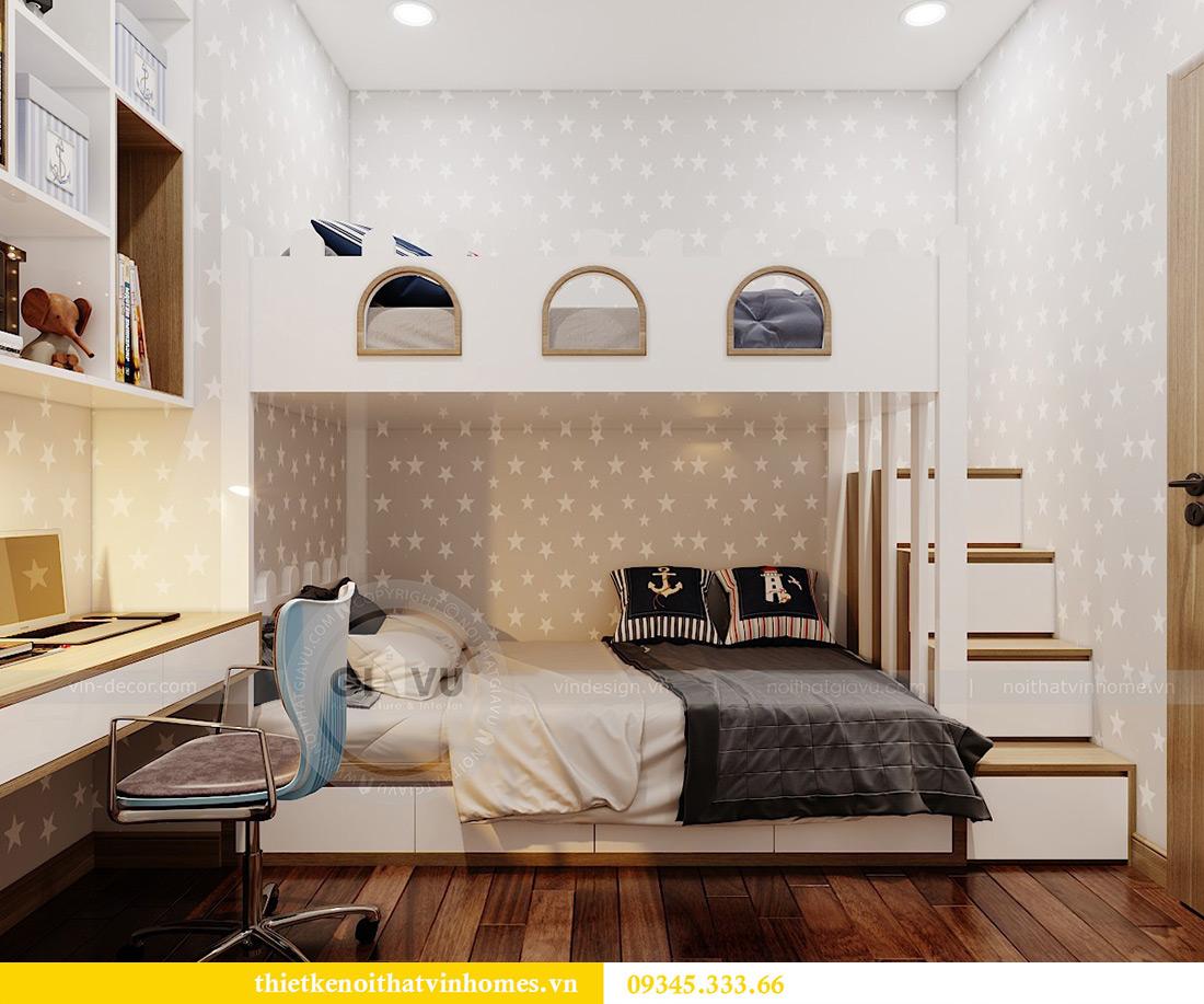 Thiết kế căn hộ chung cư 789 Ngoại Giao Đoàn đẹp, hiện đại 10
