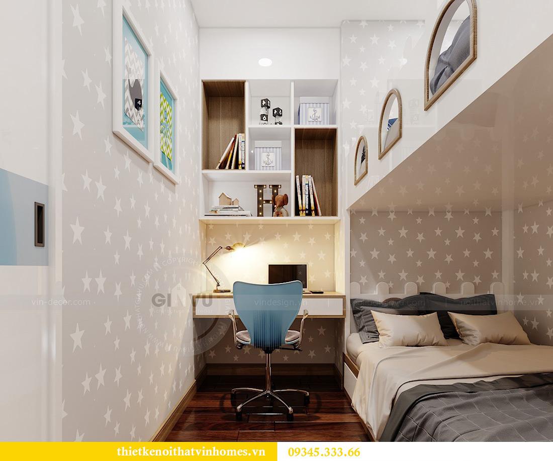 Thiết kế căn hộ chung cư 789 Ngoại Giao Đoàn đẹp, hiện đại 11