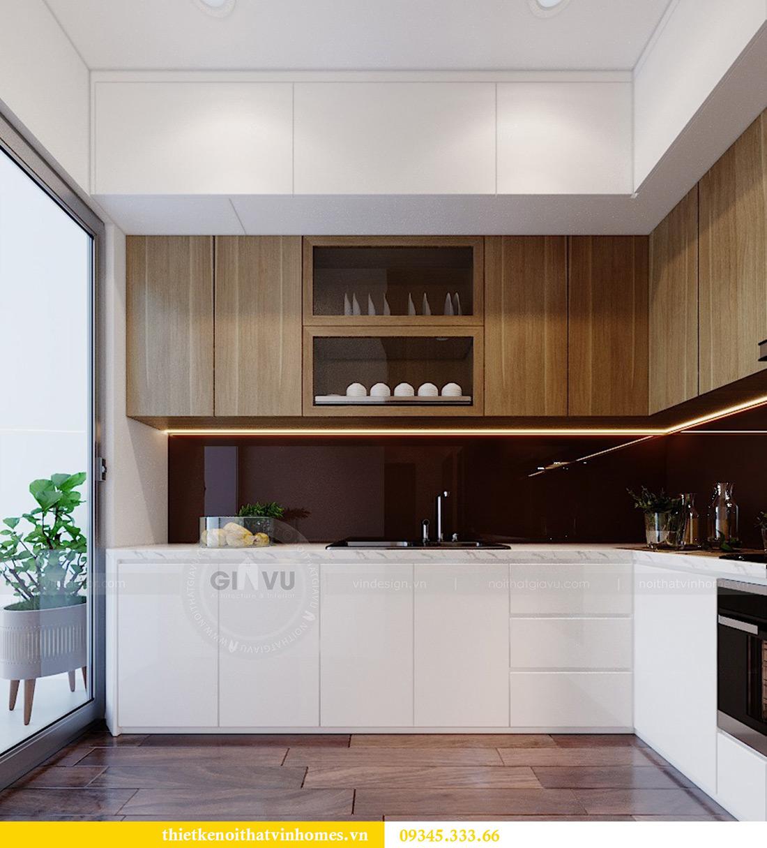 Thiết kế căn hộ chung cư 789 Ngoại Giao Đoàn đẹp, hiện đại 2