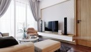Thiết kế căn hộ chung cư 789 Ngoại Giao Đoàn đẹp, hiện đại 4