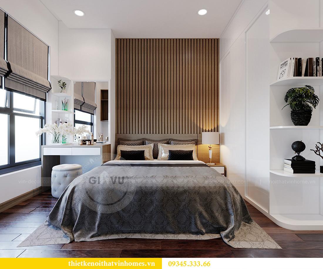 Thiết kế căn hộ chung cư 789 Ngoại Giao Đoàn đẹp, hiện đại 7