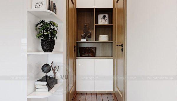 Thiết kế căn hộ chung cư 789 Ngoại Giao Đoàn đẹp, hiện đại 9